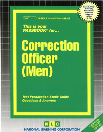 Correction Officer (Men)