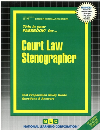 Court Law Stenographer