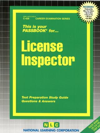 License Inspector