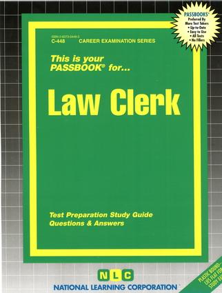 Law Clerk