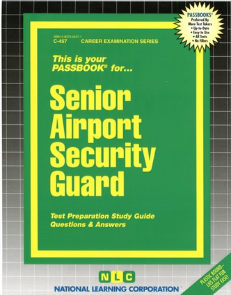 Senior Airport Security Guard