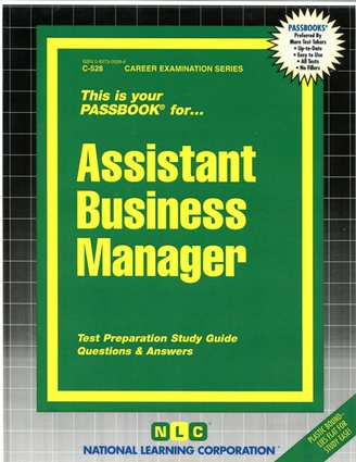 Assistant Business Manager