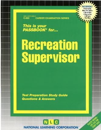 Recreation Supervisor