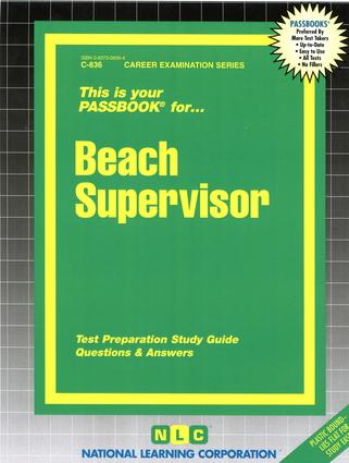 Beach Supervisor