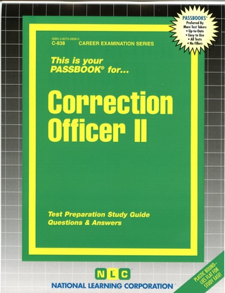Correction Officer II