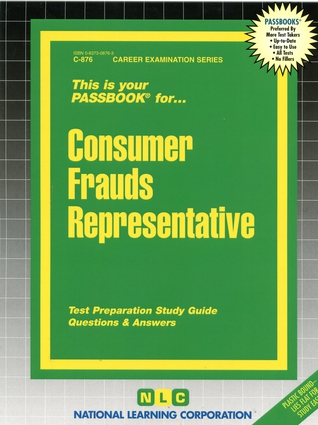 Consumer Frauds Representative