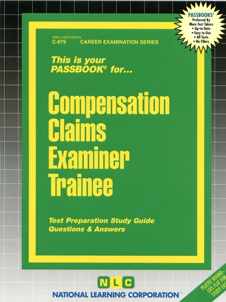 Compensation Claims Examiner Trainee
