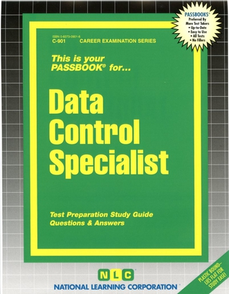 Data Control Specialist