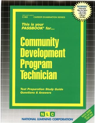 Community Development Program Technician