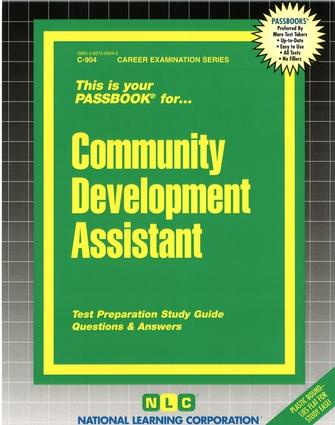 Community Development Assistant