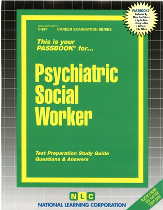 Psychiatric Social Worker