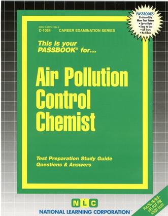 Air Pollution Control Chemist