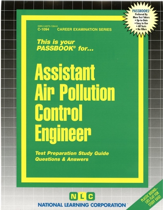 Assistant Air Pollution Control Engineer
