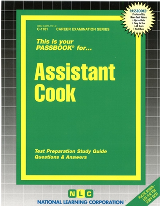 Assistant Cook