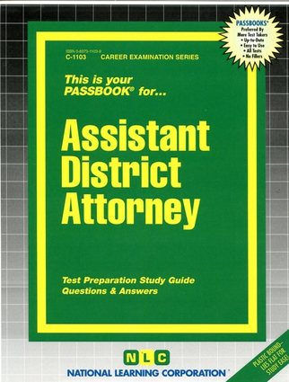 Assistant District Attorney