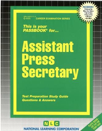 Assistant Press Secretary