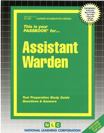 Assistant Warden