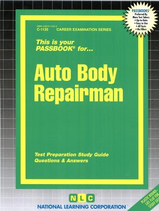 Auto Body Repairman