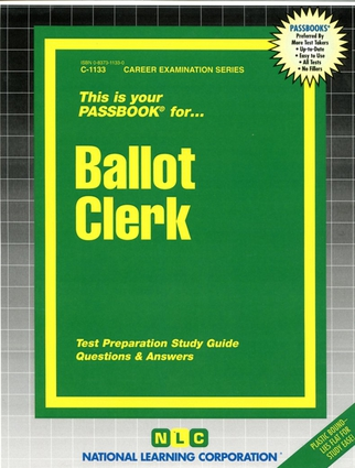 Ballot Clerk