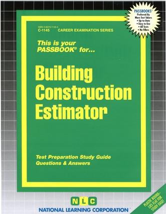 Building Construction Estimator