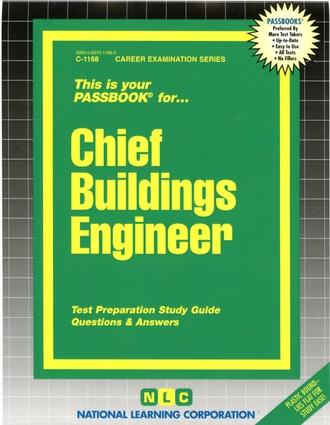 Chief Buildings Engineer