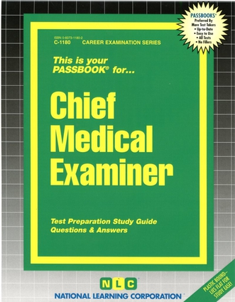 Chief Medical Examiner