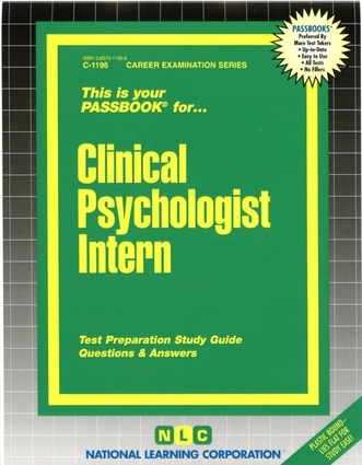 Clinical Psychologist Intern