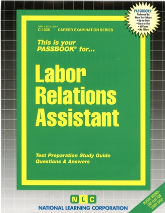Labor Relations Assistant