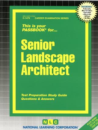 Senior Landscape Architect