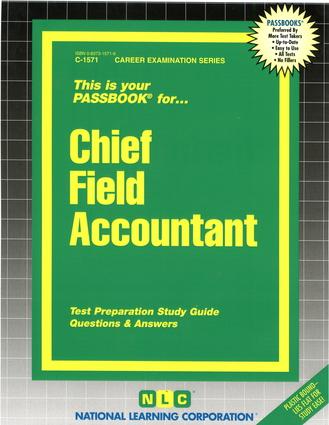 Chief Field Accountant