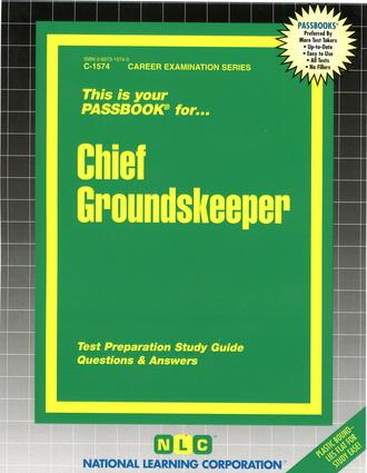 Chief Groundskeeper