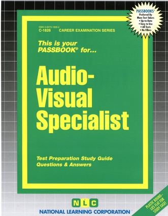 Audio-Visual Specialist