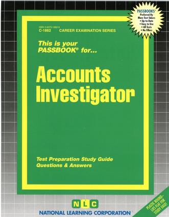 Accounts Investigator