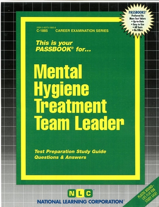 Mental Hygiene Treatment Team Leader