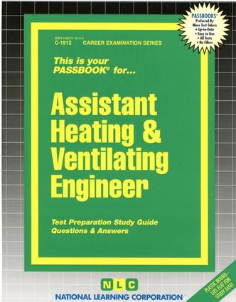 Assistant Heating & Ventilating Engineer
