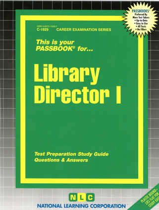 Library Director I