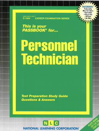 Personnel Technician
