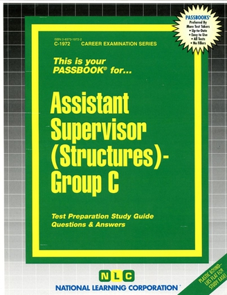 Assistant Supervisor (Structures) - Group C