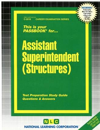 Assistant Superintendent (Structures)
