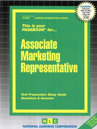 Associate Marketing Representative