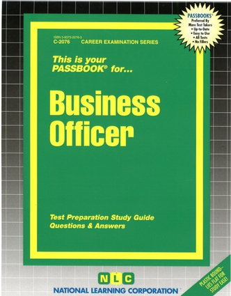 Business Officer