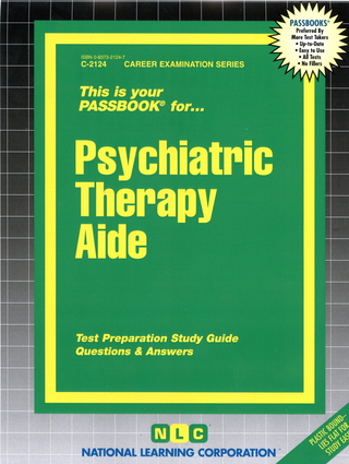 Psychiatric Therapy Aide
