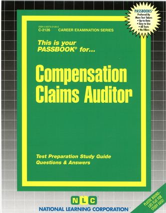 Compensation Claims Auditor
