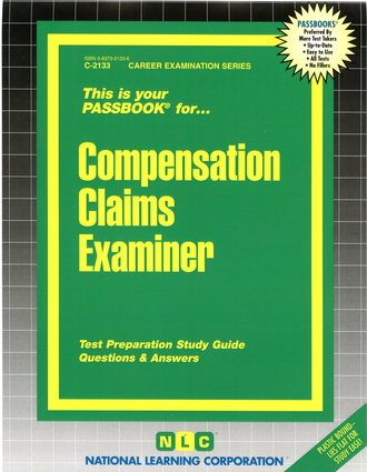 Compensation Claims Examiner