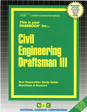 Civil Engineering Draftsman III