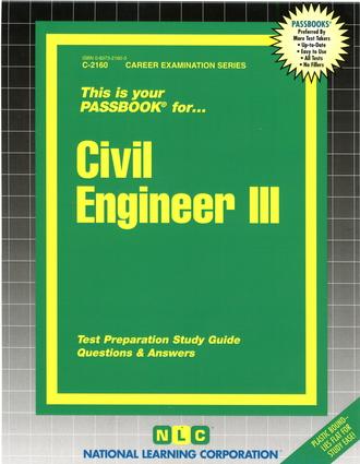 Civil Engineer III