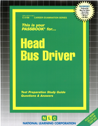 Head Bus Driver