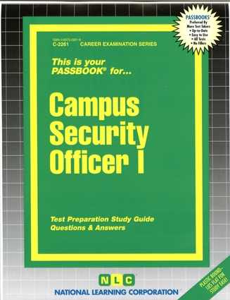 Campus Security Officer I