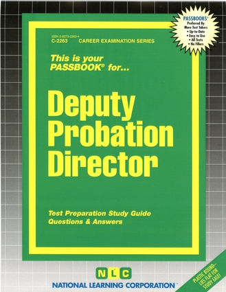 Deputy Probation Director
