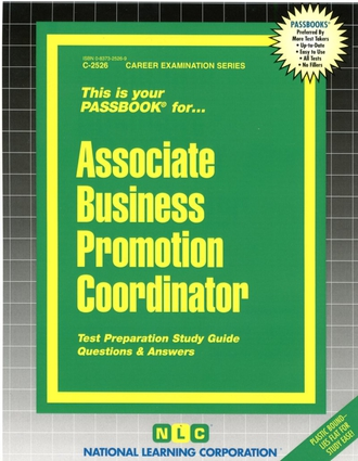 Associate Business Promotion Coordinator